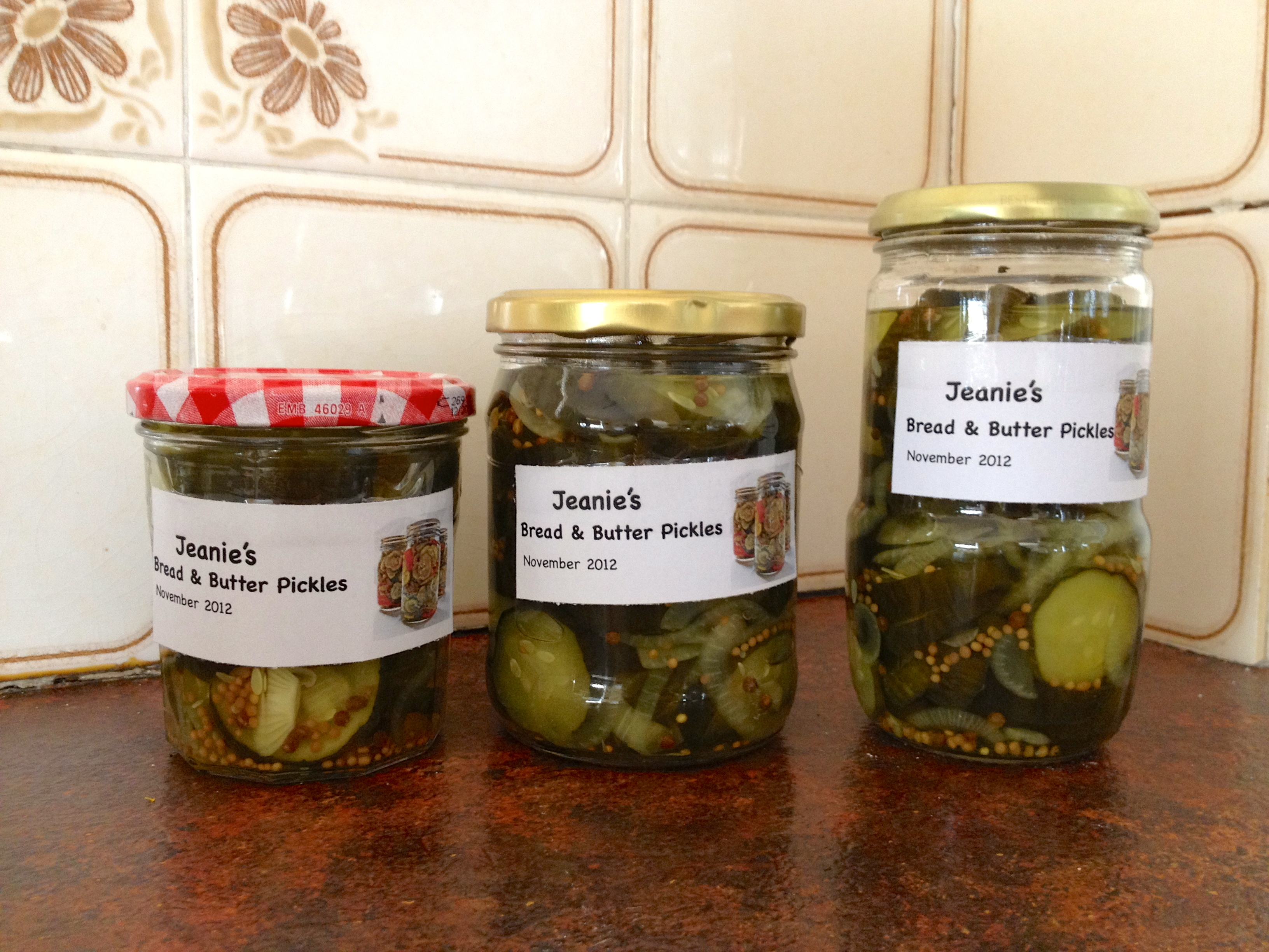 Bread and Butter Pickles – day 2 » IMG_1917